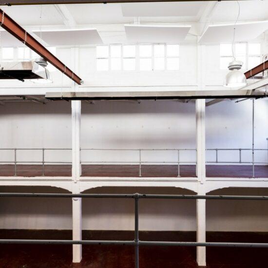 Salle des coursives